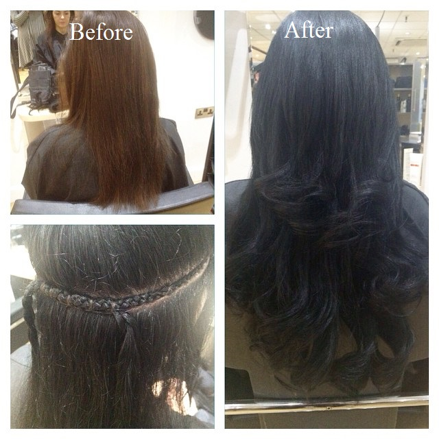 100 Human Hair Extensions High Affordable Value Quality Long