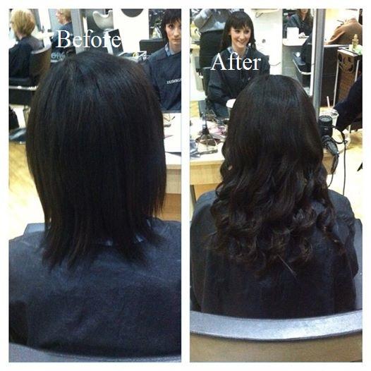 High Quality 100% Human Hair Extensions