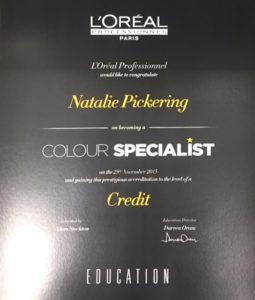 L'Oreal Professional Colour Graduates